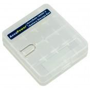 Aufbewahrungsbox für 4x 18650 oder 8x CR123A