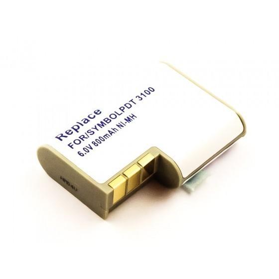 Akku passend für Symbol PDT3100, 3110, 3120, 3140, 3142, 3146