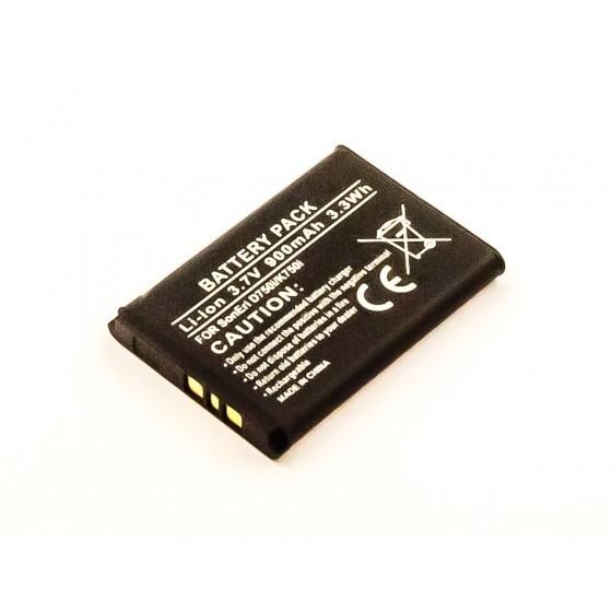 AccuPower Akku passend für Sony Ericsson K750i, BST-37