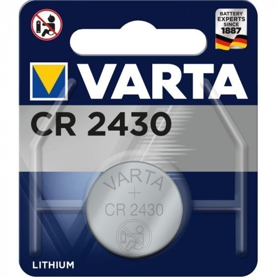 Varta CR2430 Professional Electronic Lithium Batterie