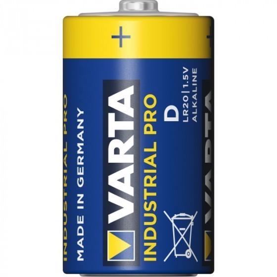 Varta 4020 Industrial D/Mono Alkaline Batterie