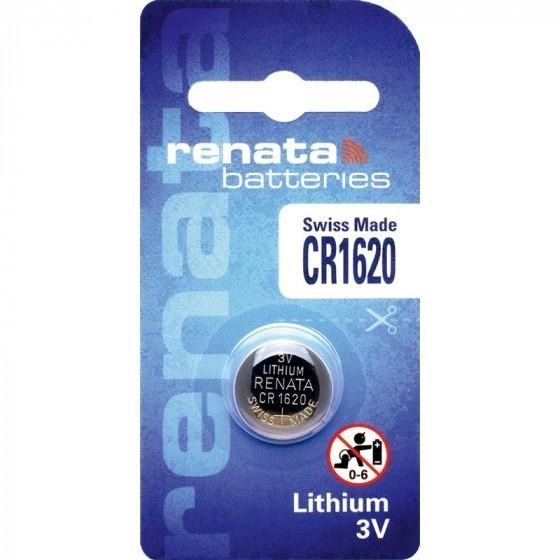 Renata CR1620.CU Lithium Knopfbatterie