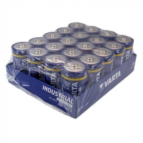 Varta Batterien 4014 C/Baby/LR14 20-Pack