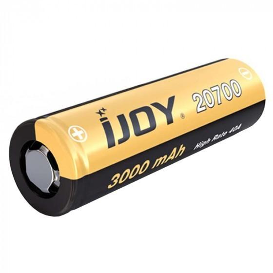 iJoy 20700 Lithium-Ionen-Akku 3,7V 3000mAh 40A
