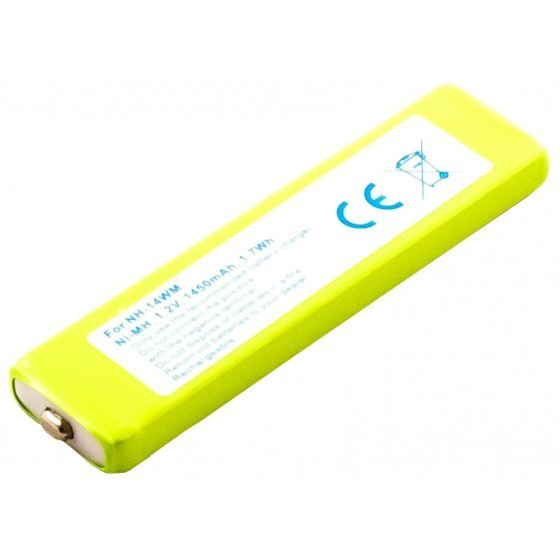 AccuPower Akku passend für GP14M, NH-14WM, MHB-901, AD-N55BT