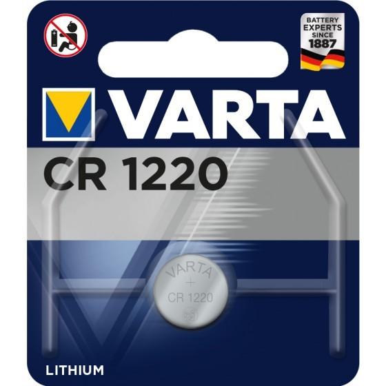 Varta CR1220 Lithium Knopfbatterie