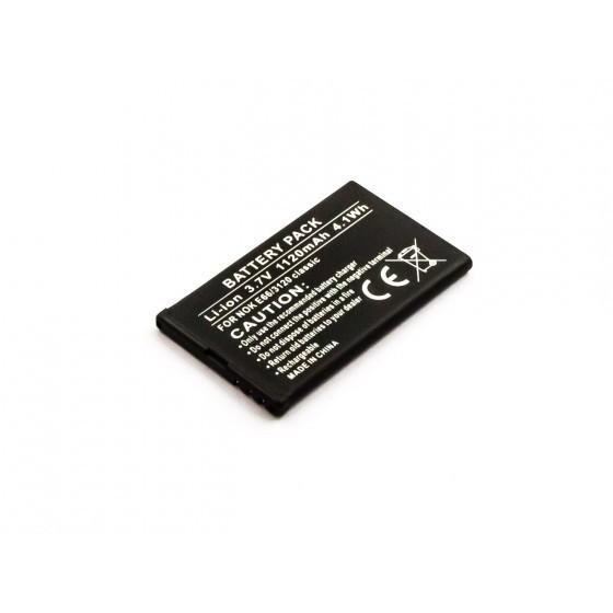 AccuPower Akku passend für Nokia 3120 classic, BL-4U