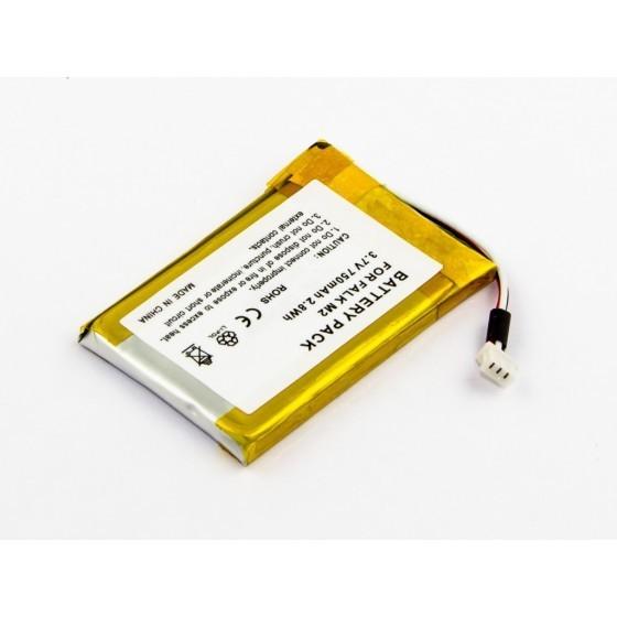 AccuPower Akku passend für FalK M2, M4, M6, M8, 57181740068