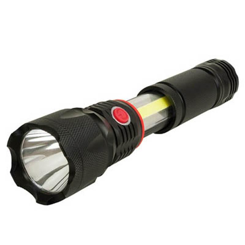 arcas 3in1 led taschenlampe mit magnet arbeitsleuchte. Black Bedroom Furniture Sets. Home Design Ideas