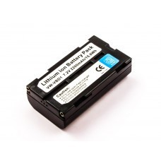 AccuPower Akku passend für Panasonic VW-VBD1, CGR-B202