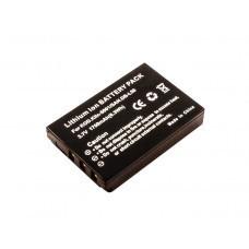 AccuPower Akku passend für Kodak KLIC-5001, DX6490, DX7740