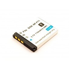 AccuPower Akku passend für Sony NP-FT1, DSC-L1, DSC-M1, DSC-T1