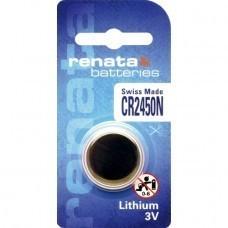 Renata CR2450N Lithium Knopfbatterie