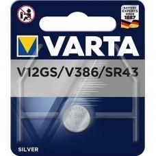 Varta V12GS, SR43, 186, 84, LR1142 Knopfzelle