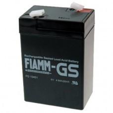 Fiamm FG10451 Blei-Akku 6 Volt