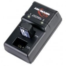 Ansmann PowerLine2 9V Ladegerät für NiMH, NiCd