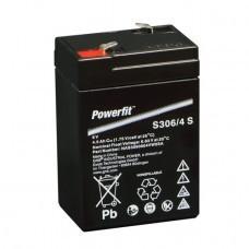 Exide Powerfit S306/4S Bleiakku