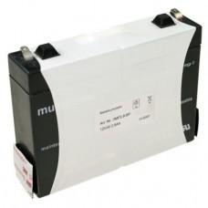 Multipower MP12-2.8 Bleiakku mit Klettverschluss