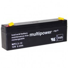 Multipower MP2.2-12 Bleiakku