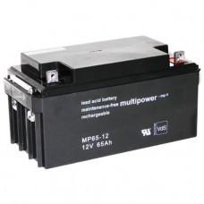 Multipower MP65-12 Bleiakku