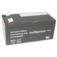Multipower MP3-12C Bleiakku