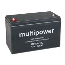 Multipower MP100-12C Bleiakku