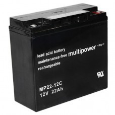 Multipower MP22-12C Bleiakku