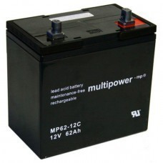 Multipower MP62-12C Bleiakku