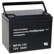 Multipower MP36-12C Bleiakku