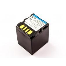 AccuPower Akku passend für JVC BN-VF714, BN-VF714U
