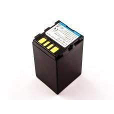 AccuPower Akku passend für JVC BN-VF733, BN-VF733U