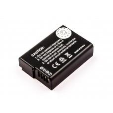AccuPower Akku passend für Panasonic DMW-BLD10E, DMC-GF2