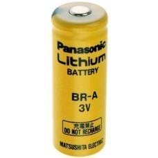 BR-A Panasonic Lithium Batterie 3,0 Volt