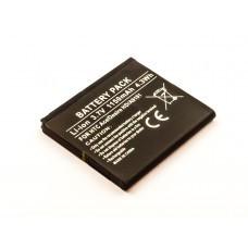 AccuPower Akku passend für HTC Desire HD, BA S470