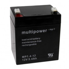 Multipower MP5.4-12 Bleiakku