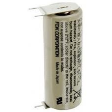 FDK CR17450SE Size A Lithium Batterie 3er-Print Lötfahnen