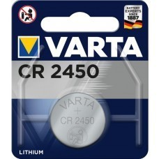 Varta CR2450 Professional Electronic Lithium Batterie