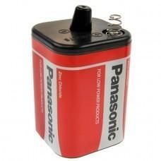 Panasonic RedZinc 4R25 Blockbatterie Batterie