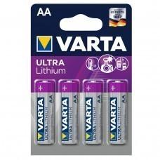 Varta Professional Lithium AA/Mignon Batterie 4-Pack