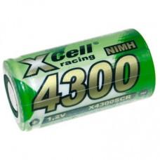 XCell X4300SCR Sub-C Akku