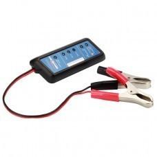 Ansmann KFZ Power Check Testgerät für 12Volt Starterbatterien