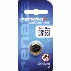 Renata CR1632.CU Lithium Knopfbatterie