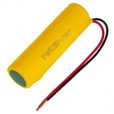 AccuPower Akku für Notleuchten D/Mono/LR20 2,4V 5000mAh