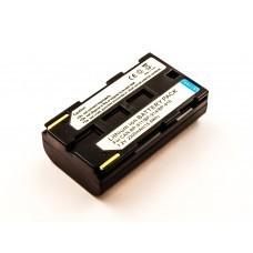AccuPower Akku passend für Canon BP-911, BP-912, -914, -915