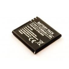 AccuPower Akku passend für Nokia 5610, 5700, BP-5M