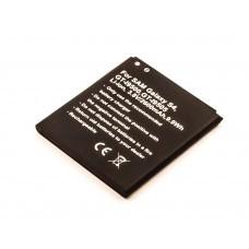 AccuPower Akku passend für Samsung Galaxy S4, I9500