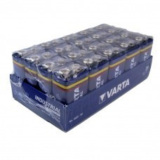 Varta Batterien 4022 9V Block, 6LR61 20-Pack