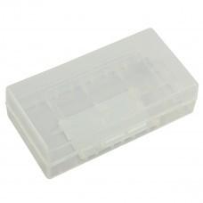 AccuPower AccuSafe, Aufbewahrungsbox für 18650/CR123