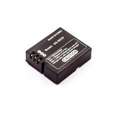 AccuPower Akku passend für Rollei Bullet 3S 4S 5S