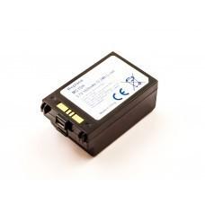 Akku passend für Symbol MC70, 82-71363-03 Scanner